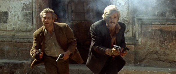 butch cassidy and the sundance kid fin