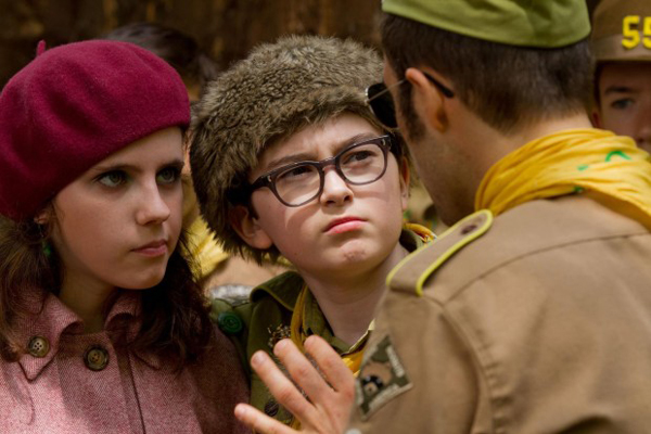 Suzy dans Moonrise Kingdom